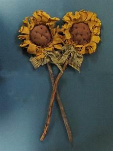 primitive flowers basket of craftsbasketofcrafts