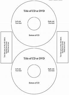 Label For Cd Template Cd Label Template Printable Label Templates
