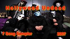 Hollywood Undead Turn Off The Lights Live Hollywood Undead 7 Song Sampler 2007 Youtube