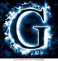 G G Lighting Lightning Letter F Stock Illustration 328767038 Shutterstock