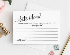 Date Night Card Templates Date Night Cards Southern Bride