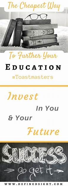 Further Your Education The Cheapest Way To Further Your Education And Build Your