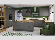 Winchester Grey Kitchen Style & Range   Magnet Trade