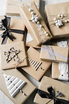 weihnachtsgeschenke ideen weihnachtsgeschenke verpacken 5 einfache diy ideen