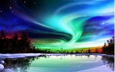 When Northern Lights Finland Northern Lights Finland In Finland Travel Photos Of