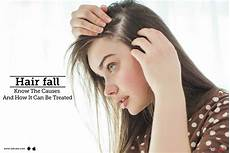 hair fall the causes and how it can be treated by