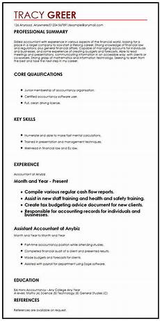 Student Internship Cv Template Cv Example For Interns Myperfectcv