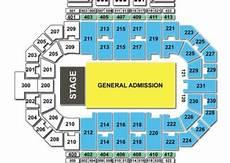 War Memorial Concert Seating Chart Allen County War Memorial Coliseum Seating Chart Seating