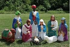 Outdoor Lighted Plastic Nativity Set Life Size Outdoor Nativity Scene No Wisemen No Camel