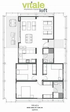 modelo optima 100 m2 en 2019 casas modulares