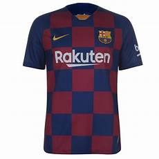 New Shirts 2020 Nike Barcelona Home Shirt 2019 2020 Barca La Liga