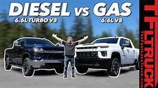 2020 chevrolet hd gas engine all new 2020 chevy silverado hd gas vs diesel wait until