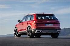audi electric suv 2020 2020 audi q7 three row suv gets updated styling tech