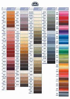 Dmc Chart Dmc Threads Fabric Amp Supplies