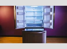 LG LFCS25426D French door refrigerator: Too warm to