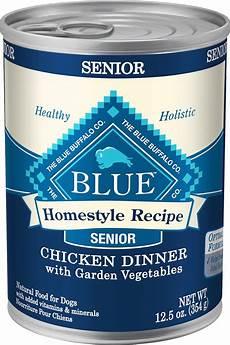 Blue Buffalo Feeding Chart Small Breed Blue Buffalo Homestyle Recipe Senior Chicken Dinner With
