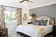 Accent Wall In Bedroom 15 Ideas Of Wallpaper Bedroom Wall Accents