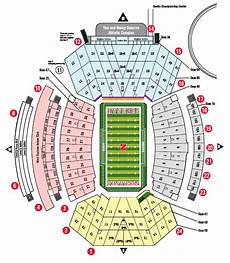Nebraska Cornhuskers Memorial Stadium Seating Chart Nebraska Cornhuskers 2009 Football Schedule