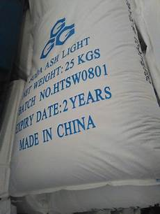 Soda Ash Light Suppliers Soda Ash Light 99 2 Soda Ash Sodium Carbonate Id