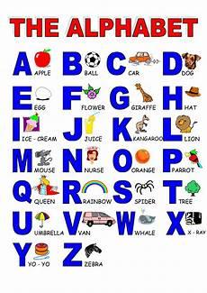 Alphabet In Spanish Alphabet Englishlearning1