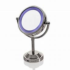 Vanity Mirror With Lights Battery Ovente Battery Operated Lighted Makeup Mirror Mlt28c