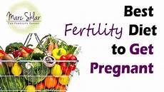 best fertility diet to get fast