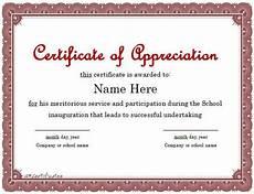 Social Service Certificate Format Certificate Of Appreciation 01 Certificate Of