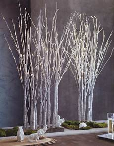 Birch Light Lighted Birch Tree Forest Nova68 Com