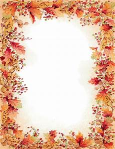 Free Fall Borders For Word 7 Best Images Of Free Printable Fall Harvest Borders