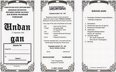 contoh undangan pengajian 2018 november 2018 pendaftaran
