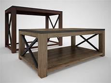 The Sofa Table 3d Image by 3d Model Tillman Sofa Table Cgtrader