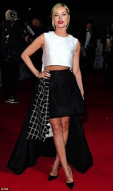 National Television Awards 2014 Sees Jacqueline Jossa Head
