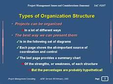 Essay Organization Types Types Of Organization Structure