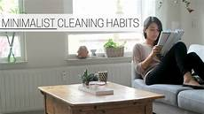 Find House Cleaner Minimalist Cleaning Habits 187 For A Tidy Home Youtube