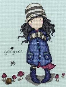 Gorjuss Cross Stitch Charts Bothy Threads Gorjuss Cross Stitch Kits
