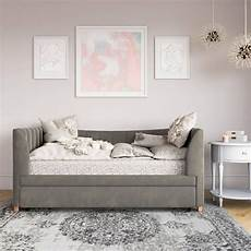 valentina upholstered daybed with trundle seeds