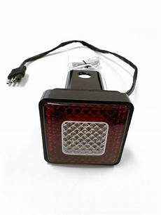 Led Reverse Light Hitch Cover 3 Quot Led Tow Hitch Cover Light Fits 2 Quot Inch Receiver Hitch