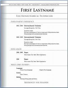 Free Download Resume Download Resume Free Download Free Professional Resume