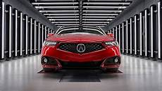 2020 acura tlx pmc edition hp the 2020 acura tlx pmc is built at the nsx factory