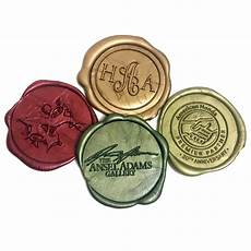 Design A Seal Custom Design Self Adhesive Wax Seals Large Size 1 5 8 Quot
