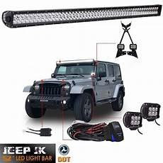 2017 Jeep Wrangler Unlimited Light Bar Best Light Bar For Jeep Wrangler Reviewed 2019 Expert