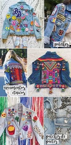 10 maneiras de customizar sua jaqueta moda