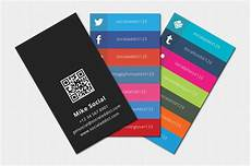 Social Media Business Card Social Media Business Cards Samples And Design Ideas