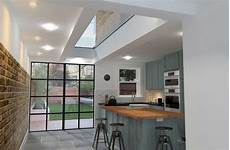 Extension Roof Lights High Performance Flat Rooflights
