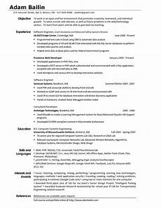 Personal Interest Resume Resume How To Write Interests How To Write About Hobbies
