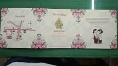 undangan pernikahan di pasar tebet barat