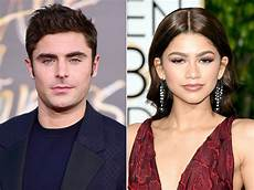 zac efron s on screen kiss with zendaya was his favorite