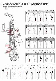 Baritone Sax Chart 30 Unique Baritone Saxophone Finger Chart Saxophone
