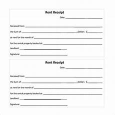 rent receipt template free 21 rent receipt templates in docs