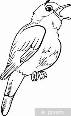 malvorlage vogel einfach ausmalbilder fur euch